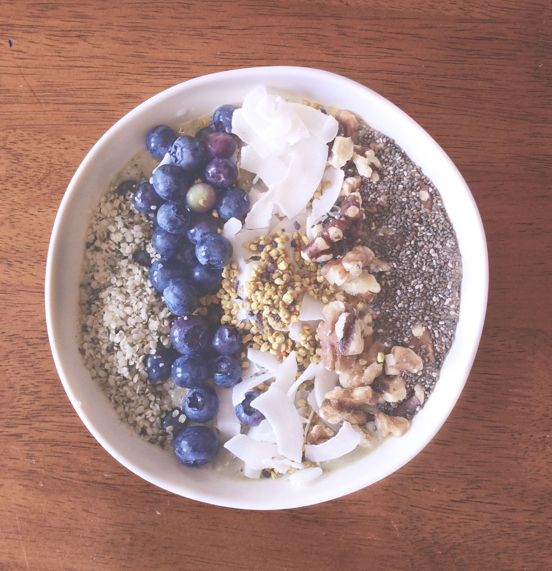 Smoothie Bowl Edit