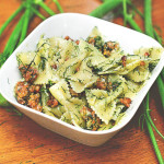 Pasta with Sausage and Fennel Fronds