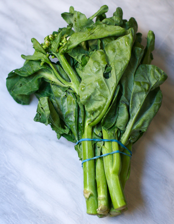 Chinese Broccoli | ericajulson.com