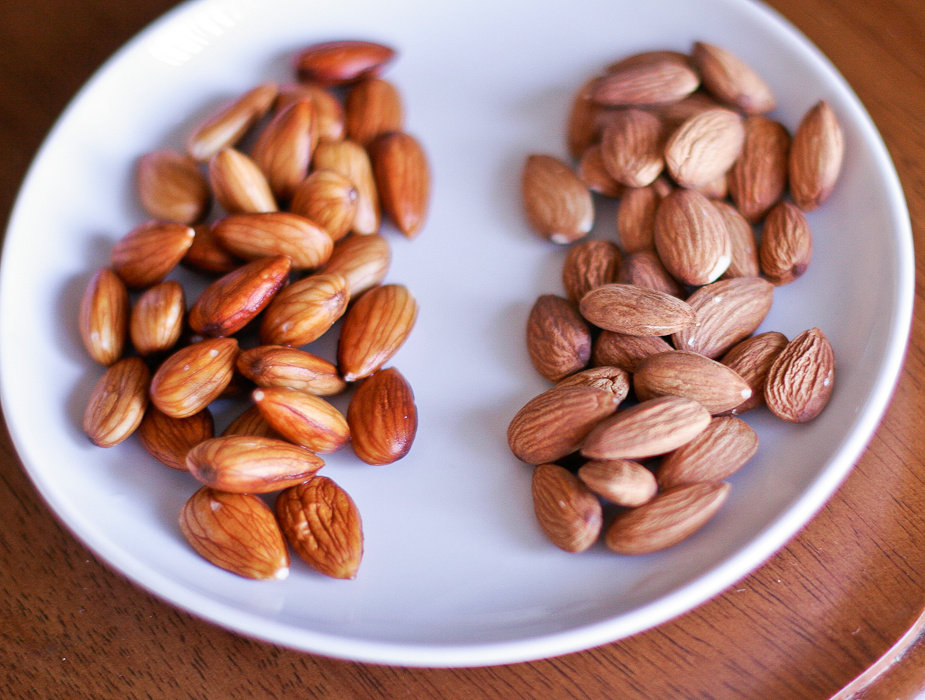 Raw vs Soaked Almonds | ericajulson.com