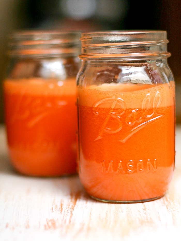 Orange Energizing Juice | ericajulson.com
