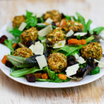 Butternut Squash & Beet Salad with Pistachio Crusted Goat Cheese