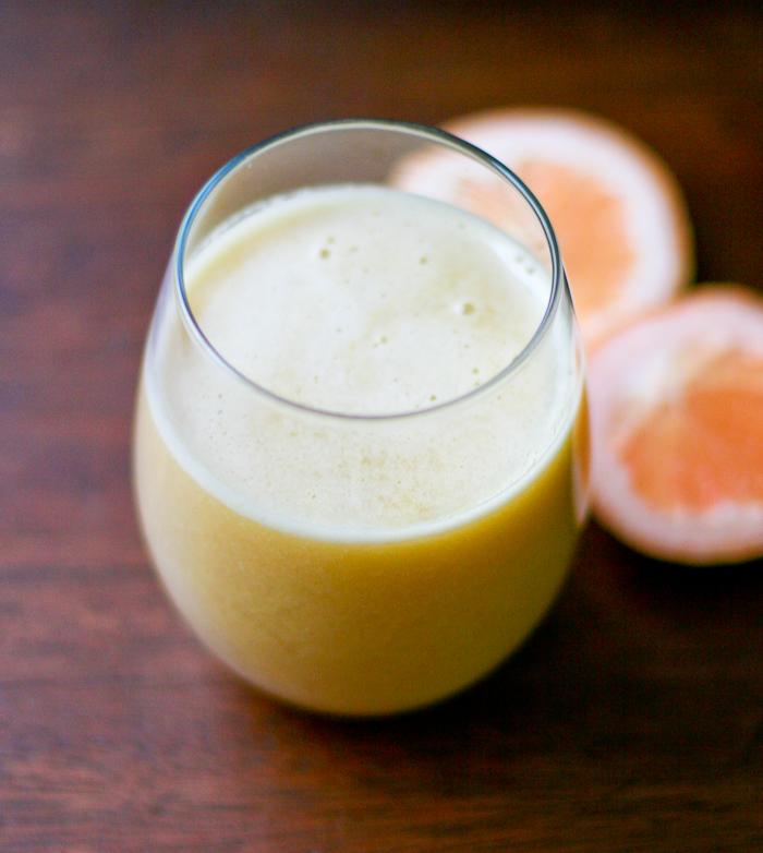 Apple Grapefruit Ginger Juice
