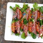 Salami Salad Bites
