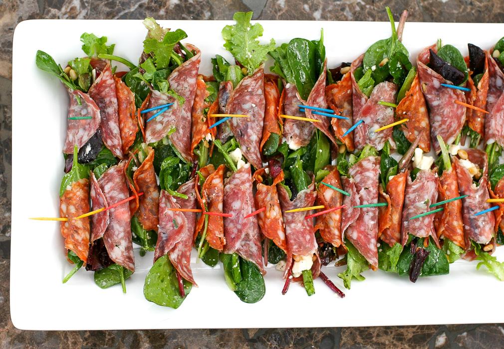 Salami Salad Bites-7