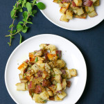 Roasted Red Potatoes with Dijon Vinaigrette