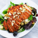 Crispy Waldorf Chicken Salad