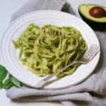 Avocado Hemp Seed Pesto