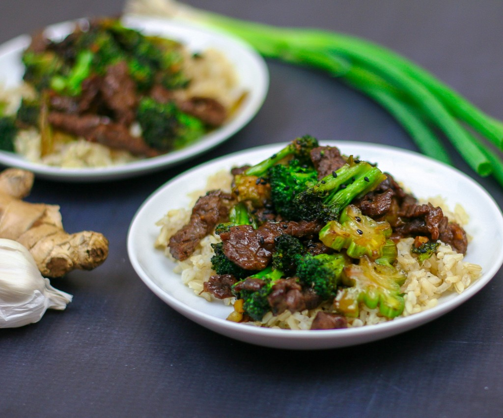 Best Ever Beef and Broccoli