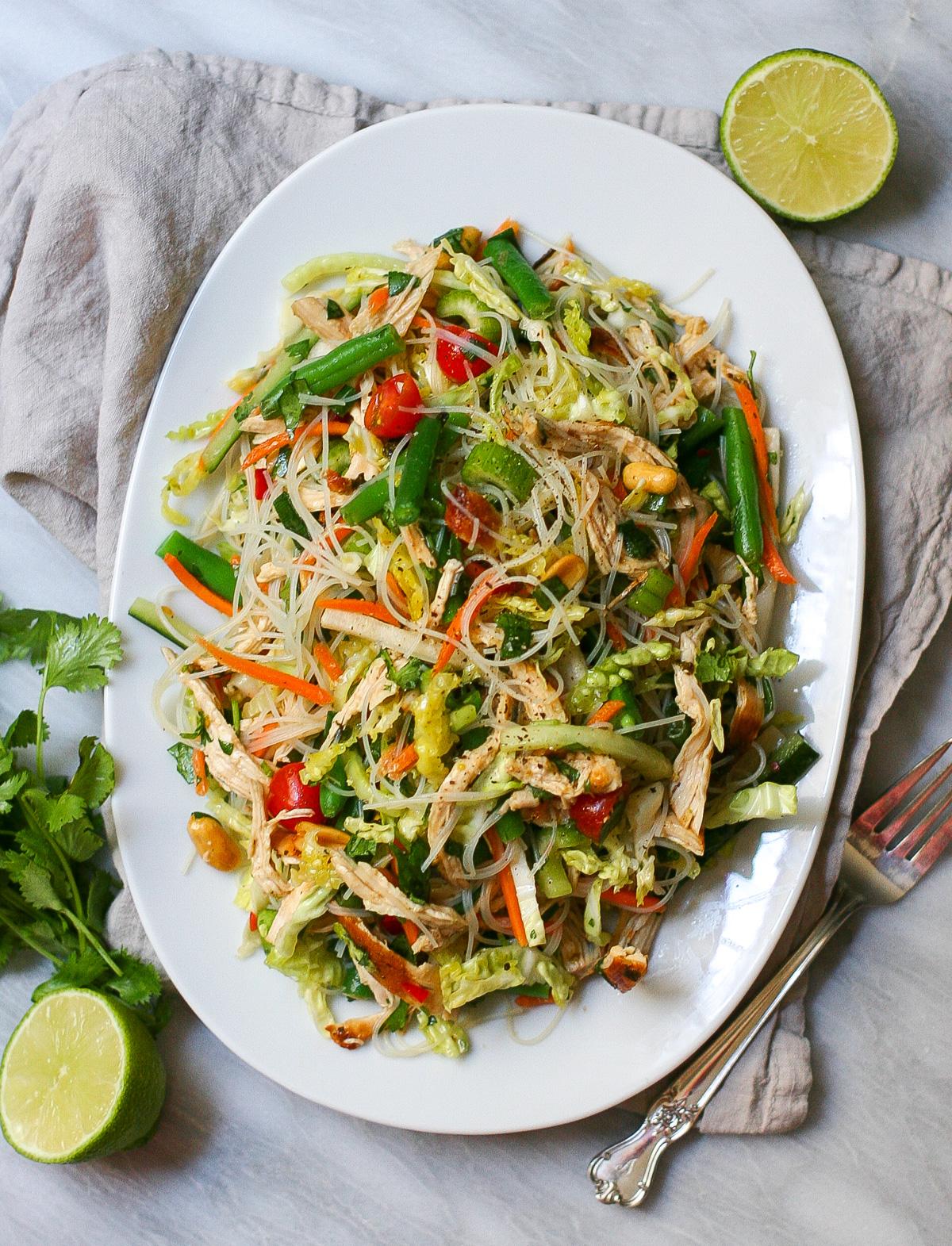 Vietnamese Chicken Salad - Erica Julson