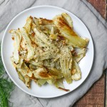 Parmesan Roasted Fennel