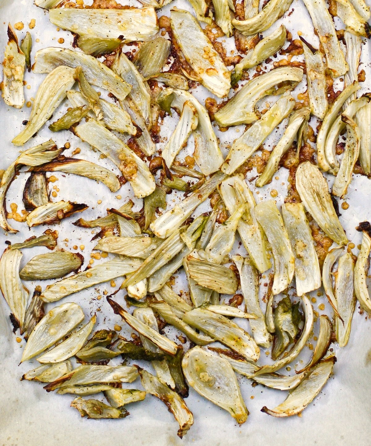 Parmesan Roasted Fennel - Erica Julson