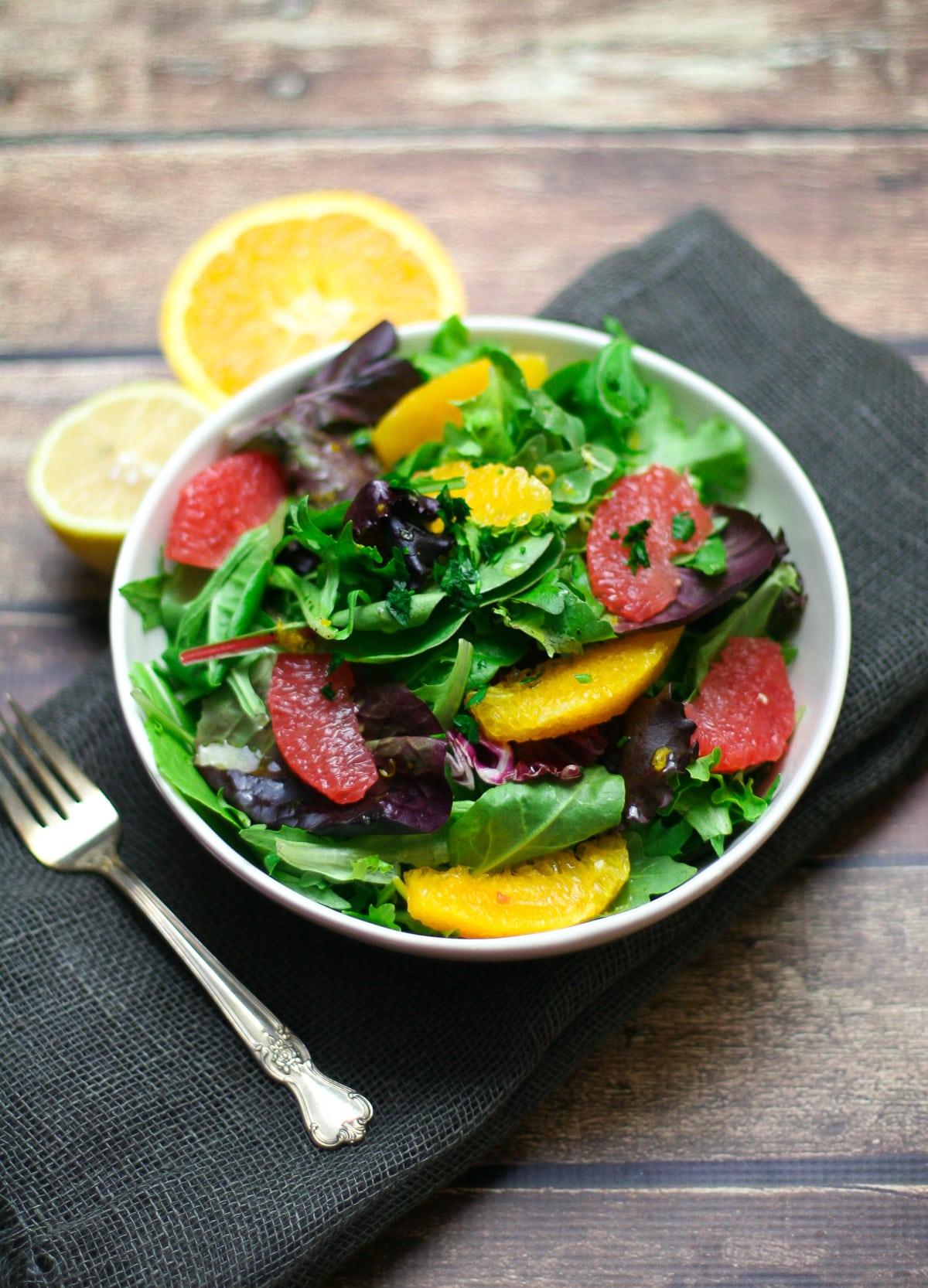 Winter Citrus Salad - Erica Julson