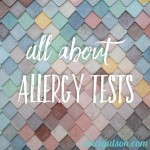 Testing for Food Allergies