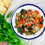 Chard and Veggie Saute