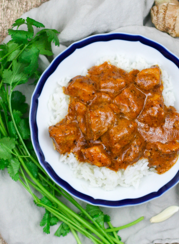 Homemade Indian Butter Chicken