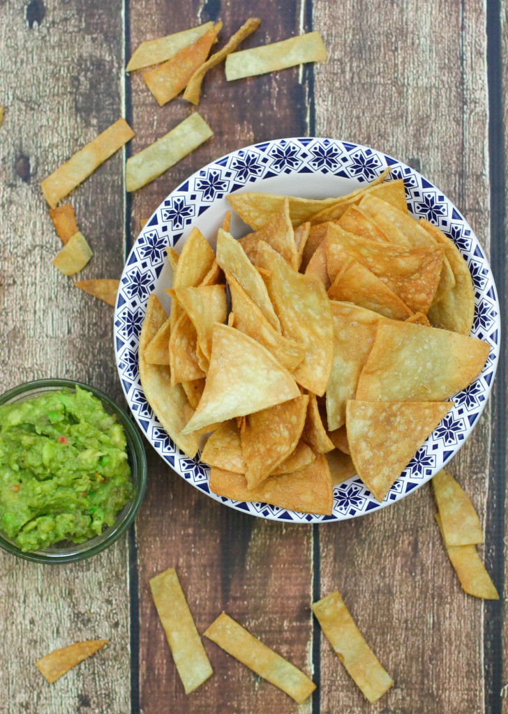 Whole Foods In House Tortilla Chips