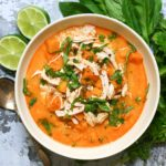 Thai Red Curry with Butternut Squash and Chicken