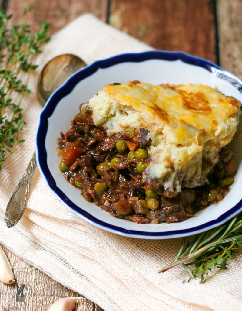 Pure Comfort Food - Braised Beef Shepherd's Pie