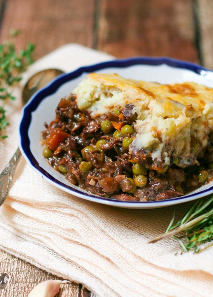 Braised Beef Shepherd's Pie
